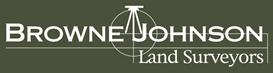 Browne Johnson Land Surveyors logo